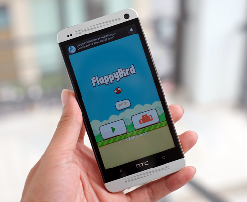 Flappy Bird makes comeback on Android Wear devices