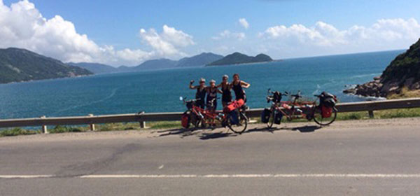 Hoi An, Hue and Cat Ba Island, cycle