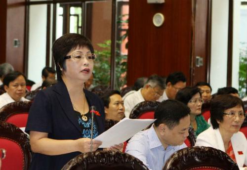 Hanoi's National Deputy deputy arrested