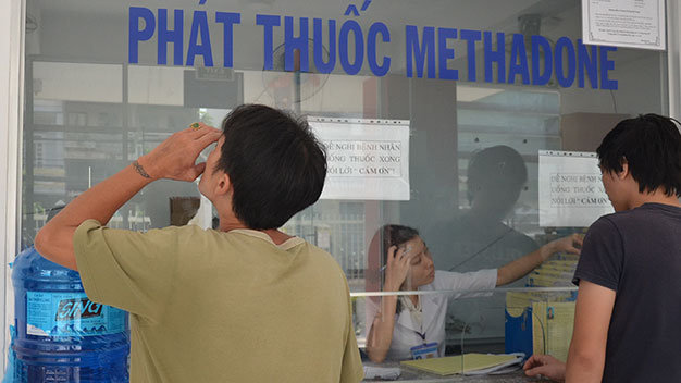 methadone treatment facilities