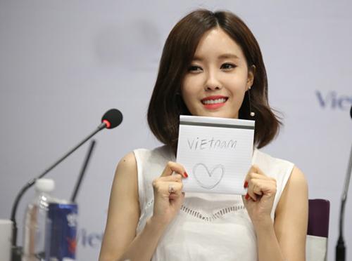 Korean girl-band T-ara...T Ara Names