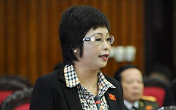 Hanoi taking NA depty Chau Thi Thu Nga offenses seriously