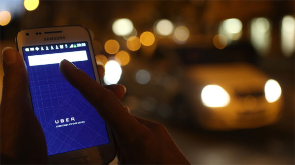 Uber taxi firm promises 50,000 jobs under 'new' Europe deal