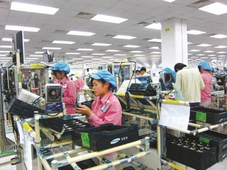 Vietnam, Samsung, high technology, FDI