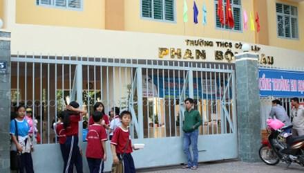 Vietnam, school violence, renovation