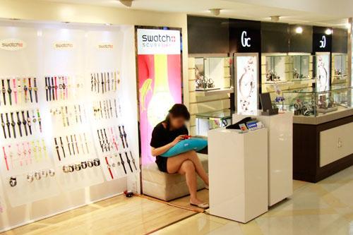 Shopping malls: small investments can bring big profits