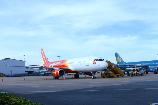 Vietjet's lucky winners to fly from Taipei to Vietnam