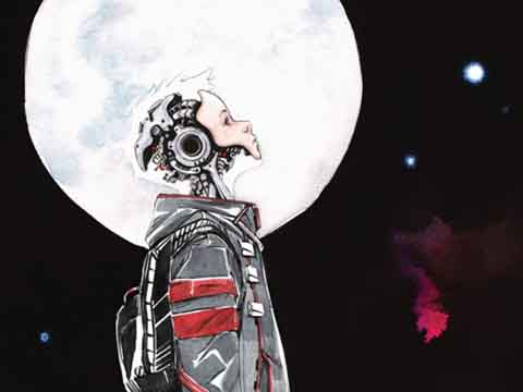 Sony to produce movie adapted on Dustin Nguyen's comic book