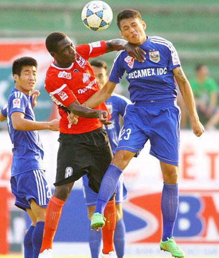 V-League: Long An trounce defending champs