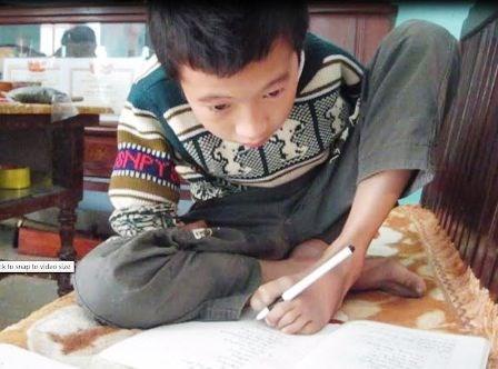 Vietnam Schoolboy Primary Schools