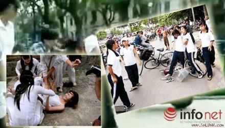Vietnam, school violence, discipline