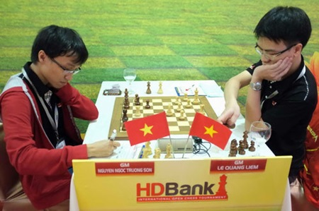 Liem, Son are top seeds at HDBank Cup