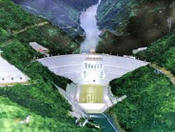 Vietnam, hydropower dam, Cambodia, Laos