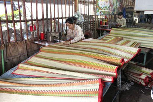 Machine Made Vs Handmade Mats News Vietnamnet