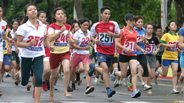 Millions of people to join 2015 Olympic Day Run for public health