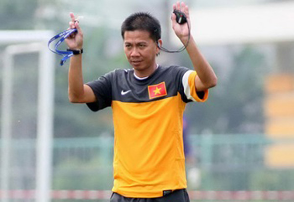 Hoang Anh Tuan to coach U19 national football team