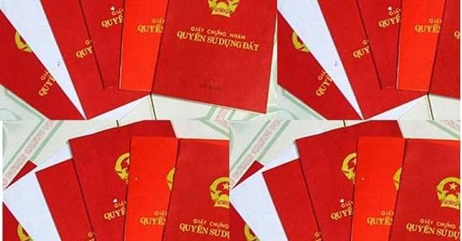 Vietnam, land use right certificate, underground fee