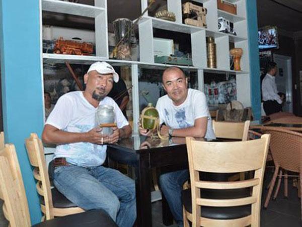 Café Saigon, American War, coffee shop