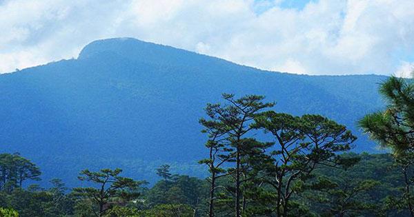Bidoup Nui Ba National Park, Lam Vien Plateau, Dalat City