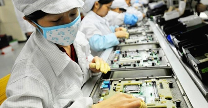 Samsung Vietnam plans $32 billion export value in 2015