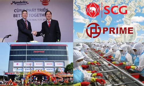 Vietnam, strong brands, M&A