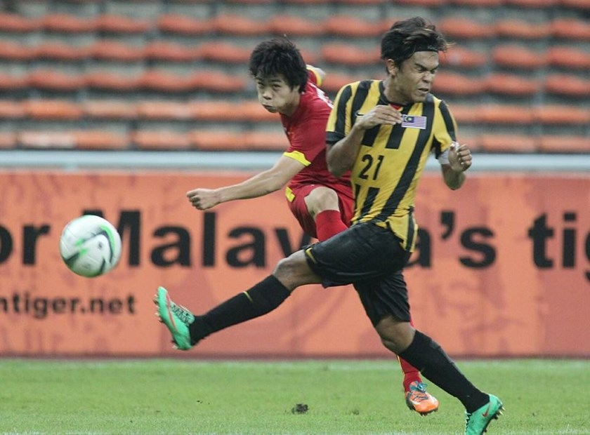 Cong Phuong ranks among top goal scorer in AFC qualification