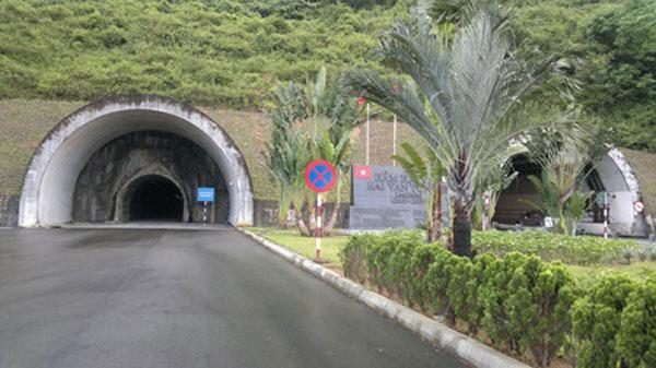 Hai Van Tunnel upgrade work planned