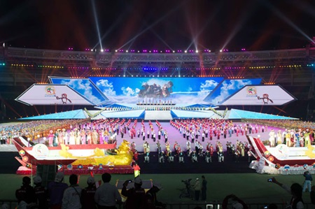 VN set to host 31st SEA Games