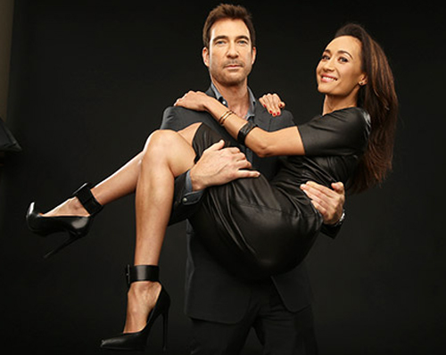 Maggie Q and her fiancé to visit Vietnam