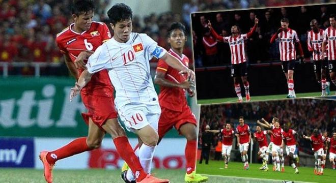Foreign FCs eye VN striker Cong Phuong