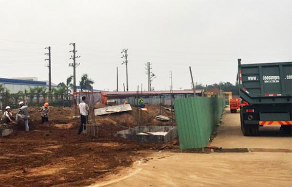FDI, Hap Linh Industrial Park, Trang Due Industrial Park