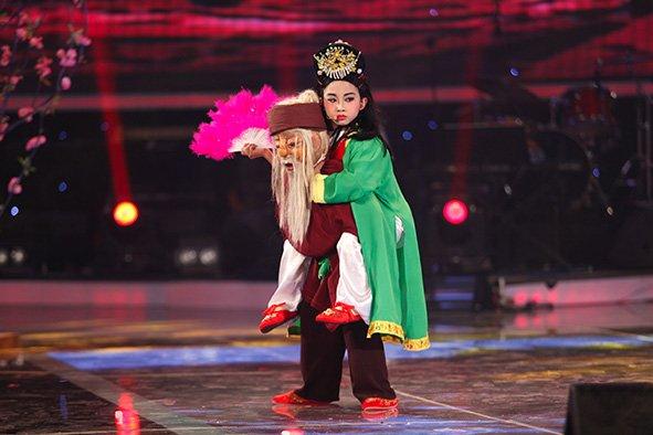 Nine-year-old boy wins Vietnam's Got Talent
