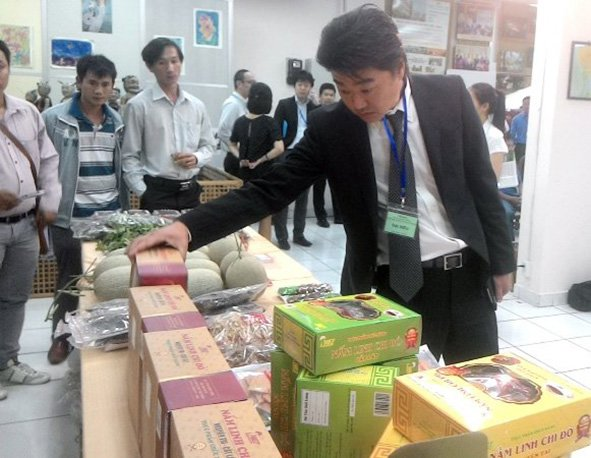 Japan firms ready for agriculture technology transfer for VN