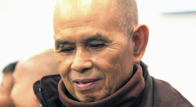 Thich Nhat Hanh returns to Plum Village after rehab for stroke
