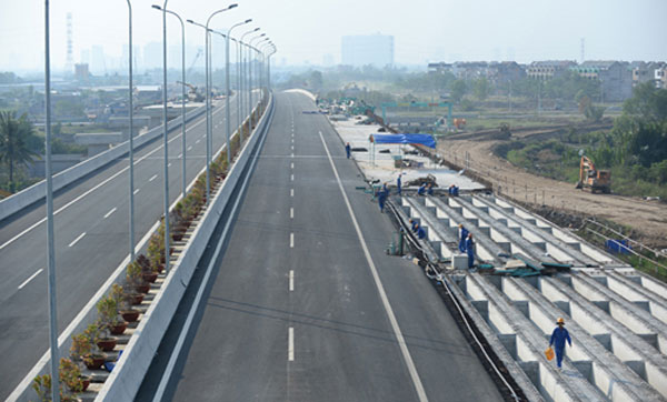 ODA funds, expressway projects, Vietnamese contractors