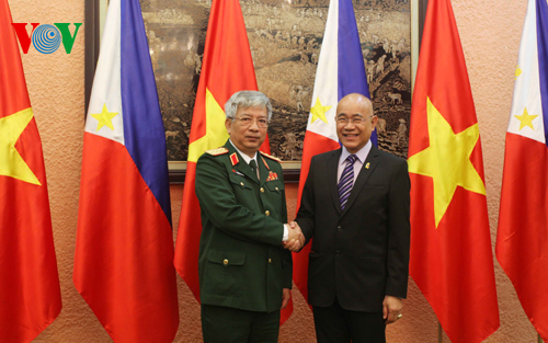 The Philippines, Vietnam hold defence policy dialogue