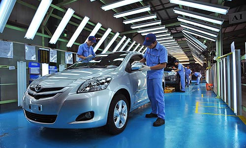 """The """"Judgement Day"""" for VN auto industry"""