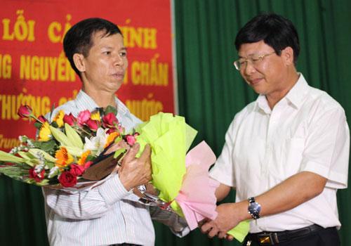 Vietnam, Nguyen Thanh Chan, court, sentence