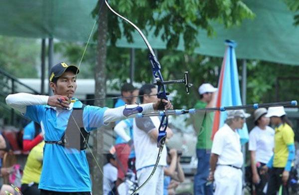 Ha Noi triumph at national archery event