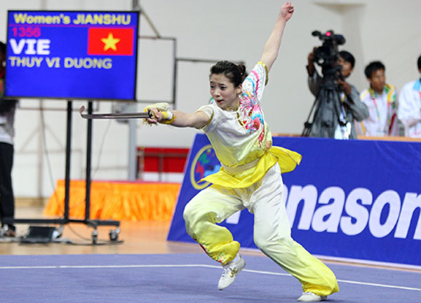 Wushu artists to train in China for Southeast Asian Games