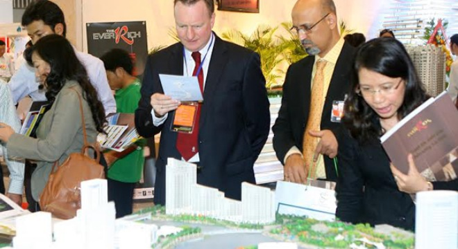 Foreign real estate service providers leaving Vietnam quietly