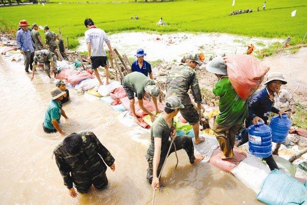 Vietnam, sand, Mekong River Delta