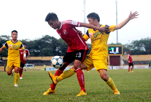 V-League: Dong Nai defeat Song Lam Nghe An 2-1