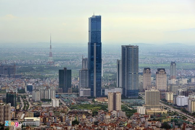Vietnam's tallest building offered for sale at $770 million