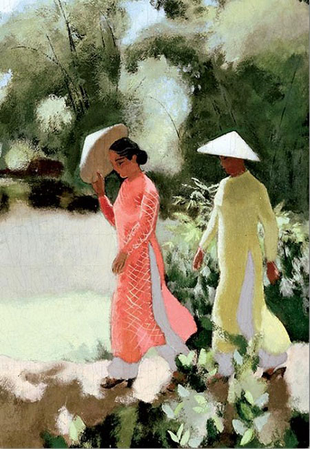 French Oil Paintings Of Women