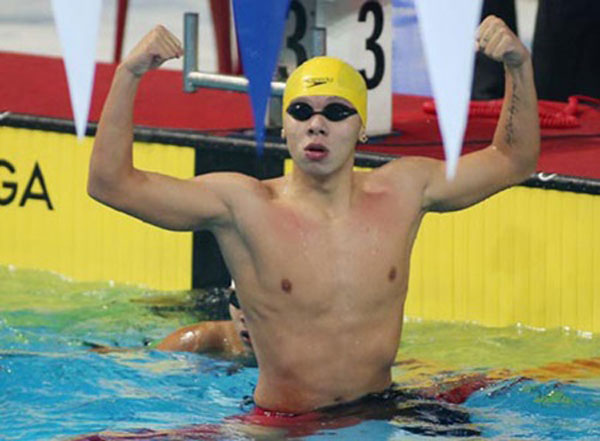 HCM City dominate at junior age swimming event
