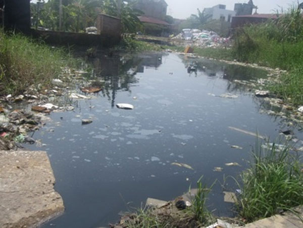 protection of water pollution