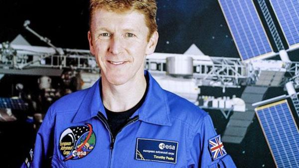 Tim Peake asks for help in space food science experiment