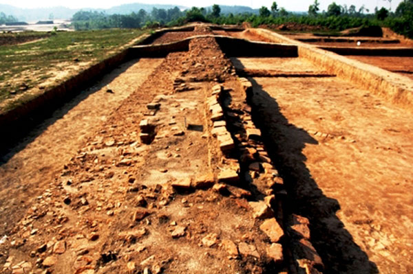 Quang Nam, Champa Kingdom, My Son Sanctuary, highway project