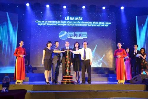 Pilot digital TV transmissions held in Hanoi